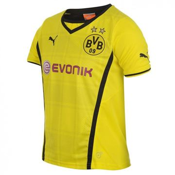 Picture of Puma Borussia Dortmund Kit